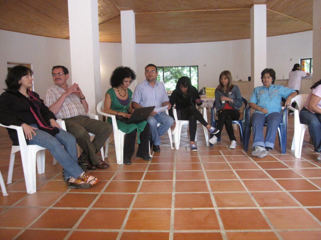 Acompañamiento psicosocial en procesos de rehabilitación a víctimas de la tortura (2009)